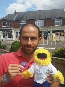 Maths Teddy Meets: @MrReddyMaths