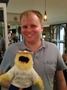 Maths Teddy Meets: @DrBennison